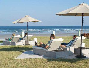 private cabana luxury hotel new smyrna beach